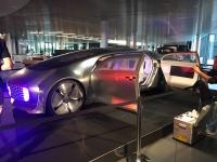 Porsche Museum + Mercedes Werke